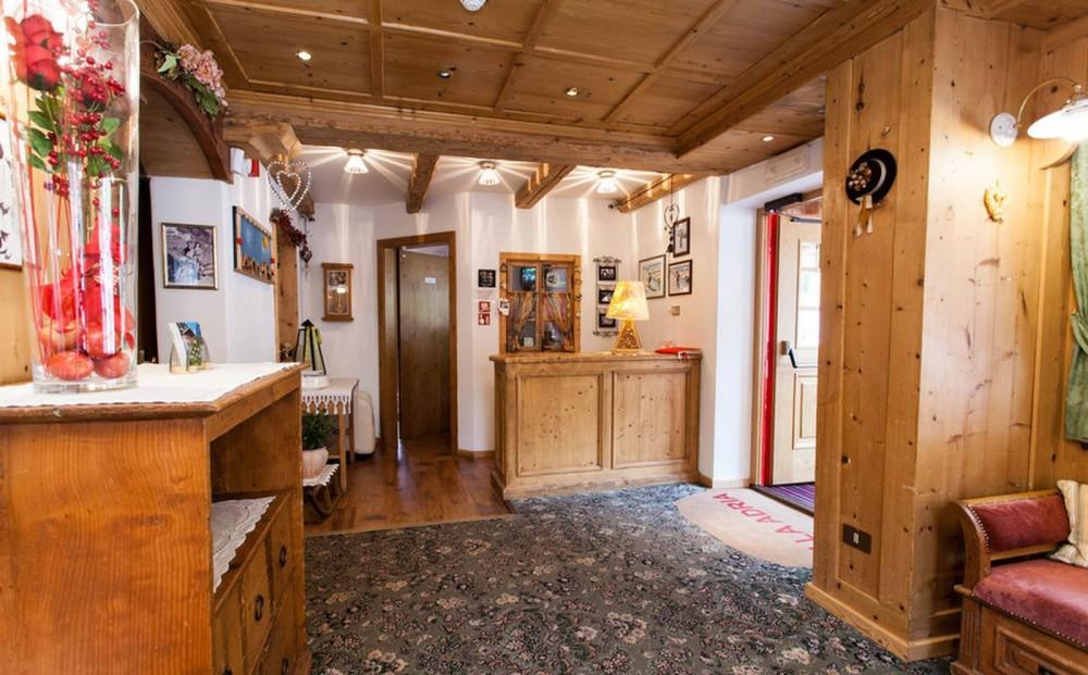 Hotel Villa Adria | Bed and Breakfast | Alba di Canazei | Val di Fassa