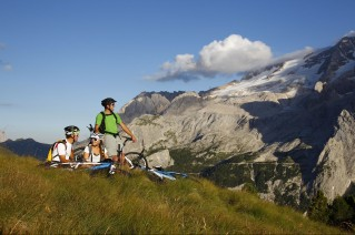 Escursioni e passeggiate a Canazei in Val di Fassa