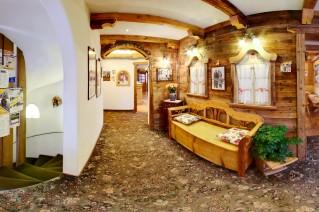 Hotel Villa Adria - Eingang