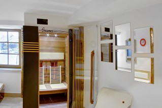 Hotel Villa Adria - Bio sauna with infrared light