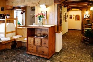 Hotel Villa Adria - Stube
