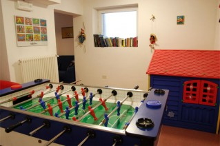 Hotel Villa Adria - Spieleraum