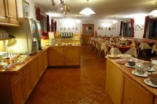 Hotel Villa Adria - Frühstück