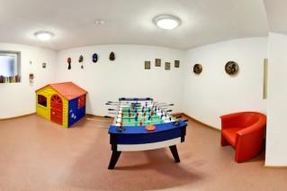 Hotel Villa Adria - Sala giochi