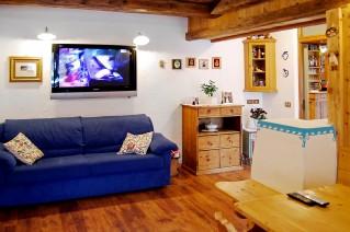 Hotel Villa Adria - Tv room